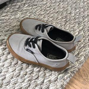 Vans Old Skool grey kids